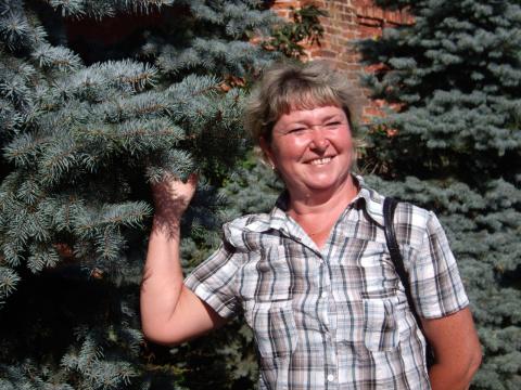 Валентина Бевз (личноефото)