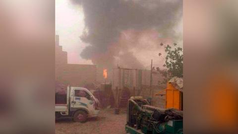 Дейр эз-Зор: спецназ взорвал штаб и опорный пункт ИГИЛ