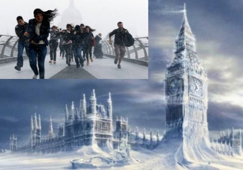 Жуткий прогноз: Грядущей зим…