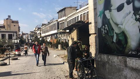 """Европейцы очень сильно """"огребли"""" за поддержку действий США в Сирии"""