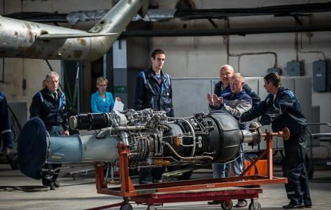 Вторая молодость вертолётов-работяг Ми-8Т