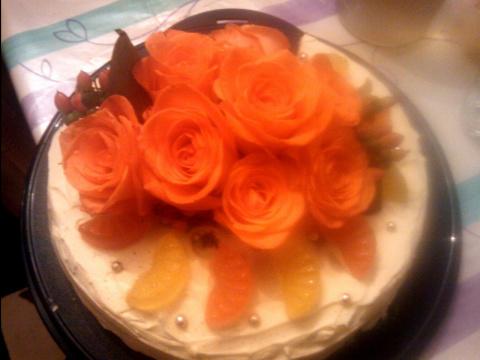 """торт """"Корона святого Климентия"""""""