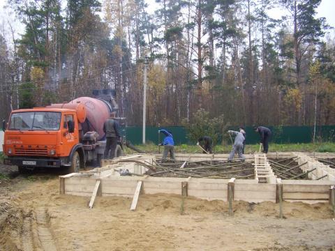 Дачное строительство
