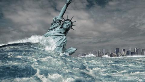 Соединенные Штаты на пороге …