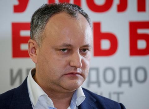 В Молдавии отстранили от вла…