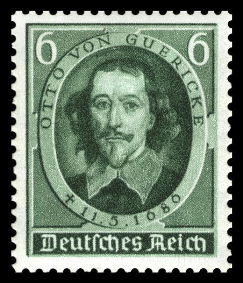 Отто фон Герике