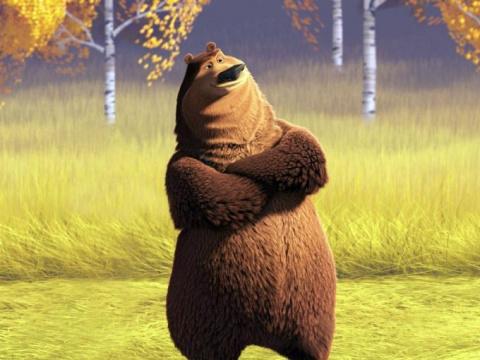 Где живёт медведь? Задачка п…