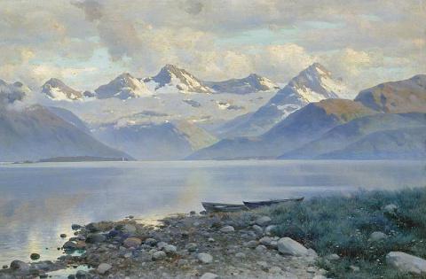 Художник Константин Яковлевич Крыжицкий (1858—1911)