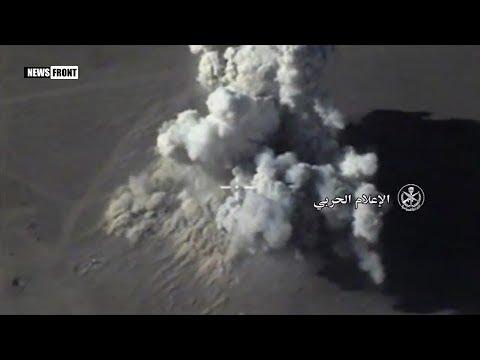 ВКС РФ нанесли ракетно-бомбовые удары по позициям боевиков ИГ