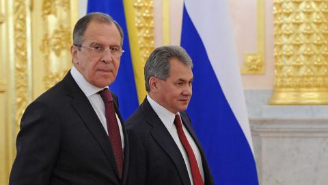 Лавров и Шойгу обсудят в Египте разрешение кризисов на Ближнем Востоке