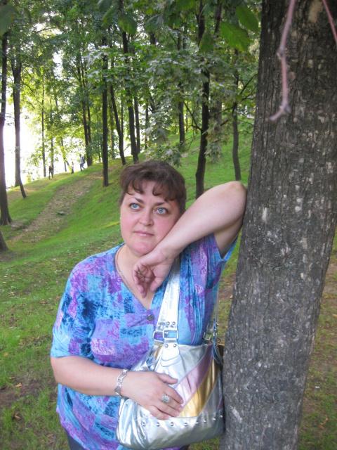 Елена Егорова (Мосягина)