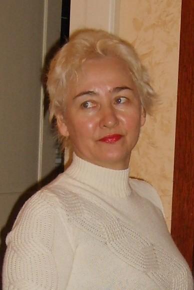 Людмила Севрюгина