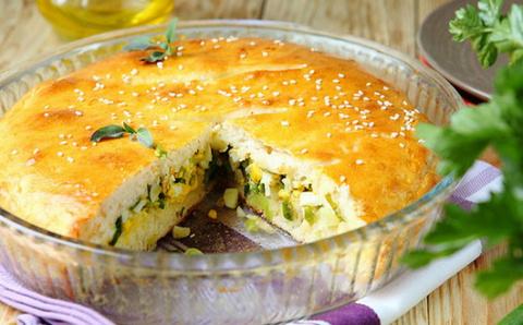 Лучшие рецепты заливных пирогов для духовки и мультиварки