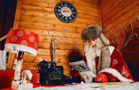 Карельский Дед Мороз приглашает петрозаводчан и гостей города на празднование «Старого Нового года с Талви Укко»
