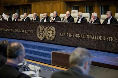 Суд ООН отказал Украине по и…