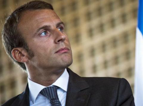 Эммануэль Макрон пользуется популярностью у французов