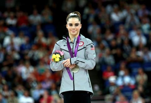 Олимпийская чемпионка покрыв…