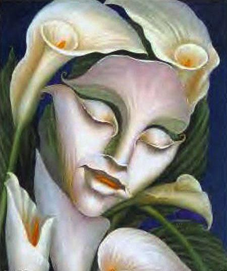 Картины Octavio Ocampo
