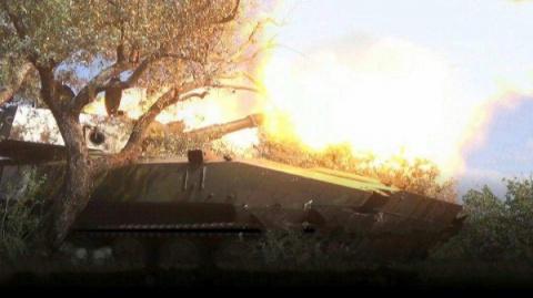 Бойня в Хаме: наступление «А…