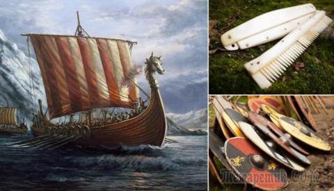 Изобретения викингов, которы…