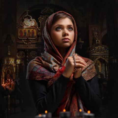 Таинственная сила молитвы