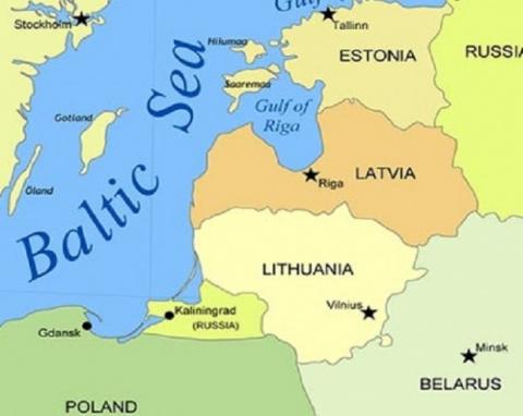 ЕС отказывается от Прибалтик…