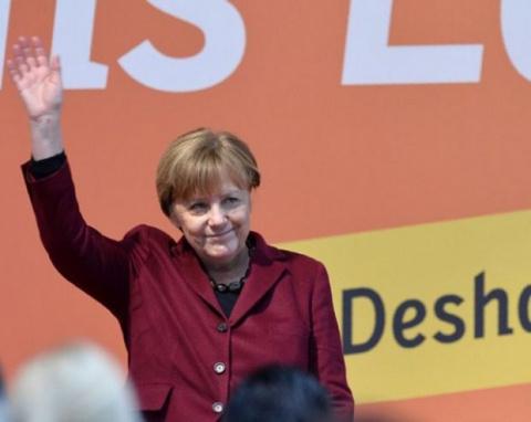 Паника в штабе Меркель: цена…