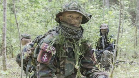 Латвия помогает воспитывать новое поколение бандеровцев