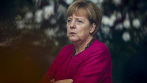 Выпавшая…Меркель больше не игрок