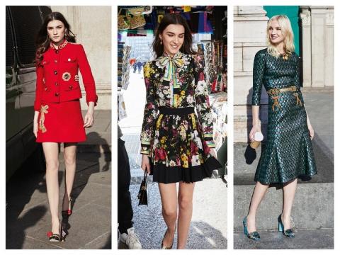 Dolce&Gabbana осень-зима 201…