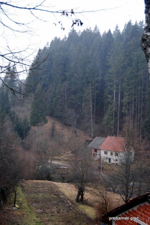 Предъямский замок (Predjamski grad) - мои путешествия по достопримечательностям Словении...