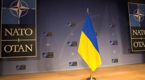 Рядовой Мыкола Сидорчук НАТО не нужен