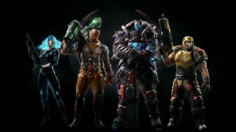 Quake Champions - Первый турнир в рамках OK Challenge