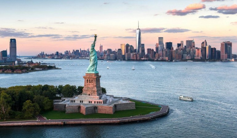 15 достопримечательностей Нью-Йорка