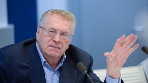 Евросоюз исчезнет через пять лет, НАТО рухнет — Жириновский