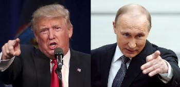 Путин - Трамп: не прошло и полгода