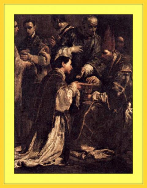Покаяние.1712г.