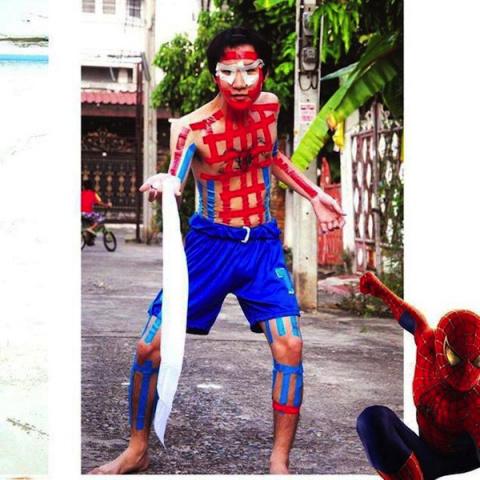 Бюджетный способ стать супергероем