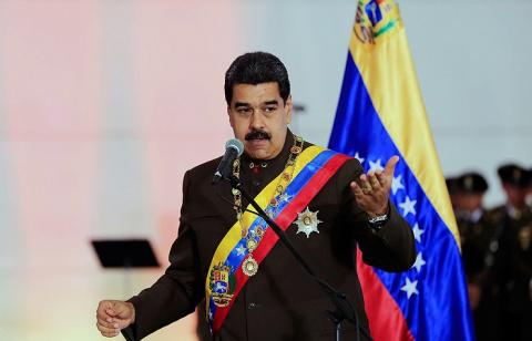 Мадуро наградил попавших под санкции США венесуэльцев