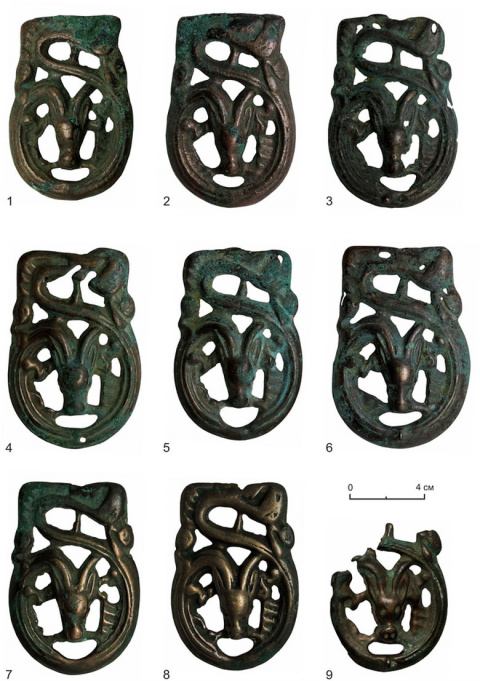 Загадка драконов на древних сибирских артефактах