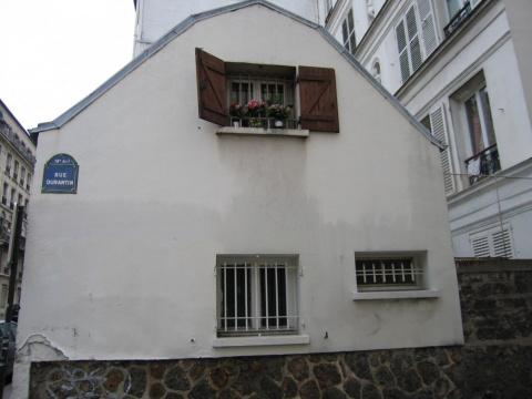 Милое Парижское окошко...