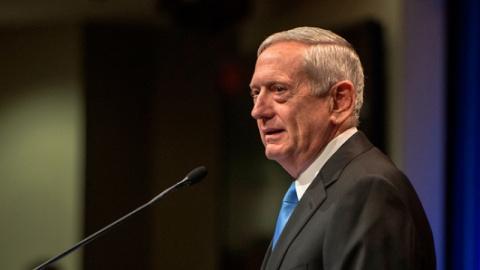 Министр обороны США не будет…