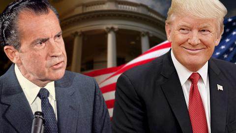 Повторит ли Дональд Трамп судьбу Ричарда Никсона