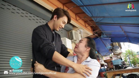 Мать не узнала родного сына после экстремальной корейской пластики