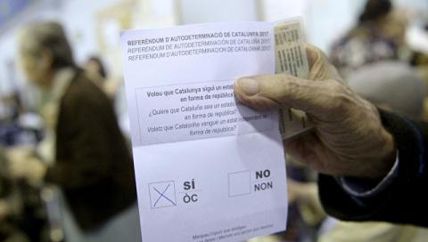 За независимость Каталонии п…