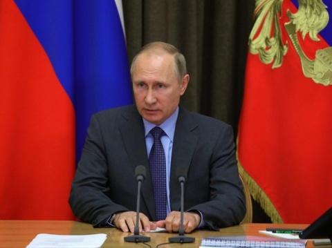 Путин попросил повысить зарп…