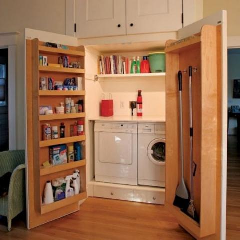 Интересные дизайнерские решения для маленьких квартир