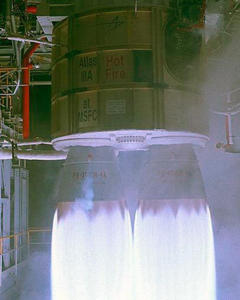 В США развернулась борьба за ракетный двигатель из России