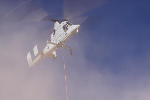 Разносчики провизии. США вернули беспилотные синхроптеры K-Max из Афганистана