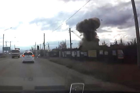 В России сдали в лом ракету.…